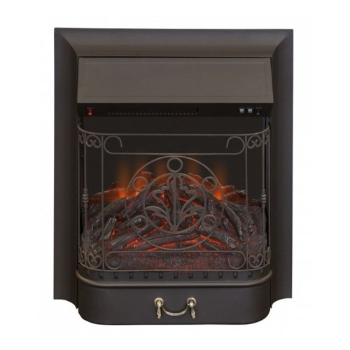 Электрический камин RealFlame Majestic Lux черный
