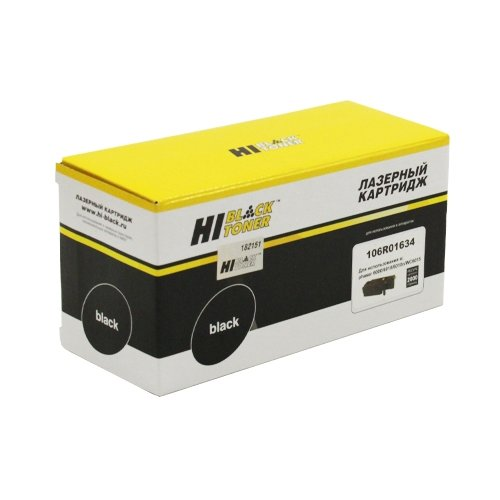 Фото - Картридж Hi-Black HB-106R01634, совместимый картридж hi black hb cf211a совместимый