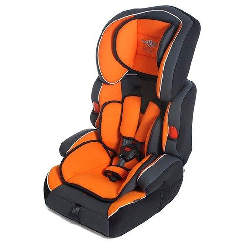 Купить Автокресло группа 1/2/3 (9-36 кг) Martin Noir Pioneer, orange tiger, Автокресла
