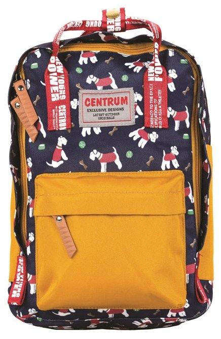 CENTRUM Рюкзак-сумка 1 отд, 30х21х11 см (88512)