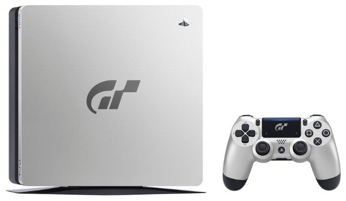 Sony PlayStation 4 Slim 1 ТБ Gran Turismo Sport