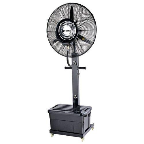 Напольный вентилятор DELTA DL-023H черный вентилятор delta dl 020n белый зеленый