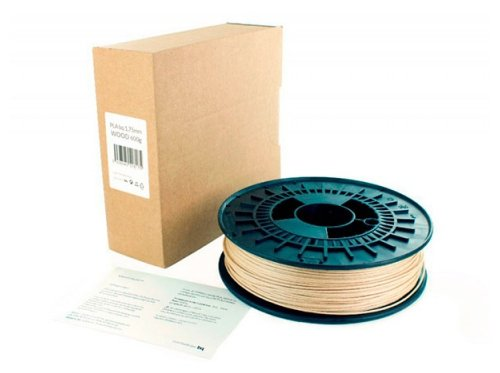 Пластик BQ WITBOX bq Wood Filament PLA 1,75 mm 600g