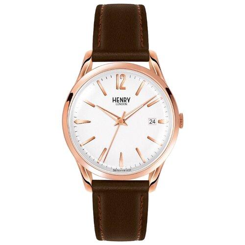 henry cotton s бермуды Наручные часы HENRY LONDON HL39-S-0028