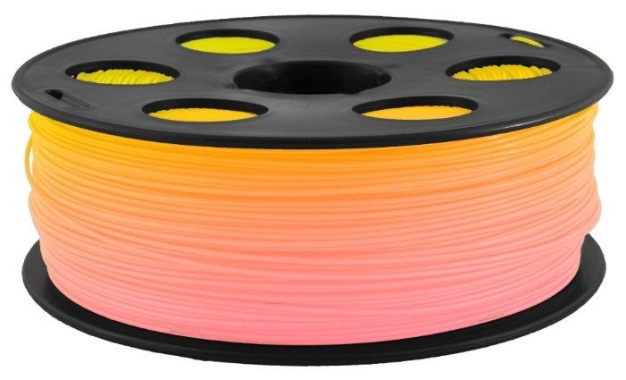 PLA пруток BestFilament 1.75 мм переходный 1 кг фото 1