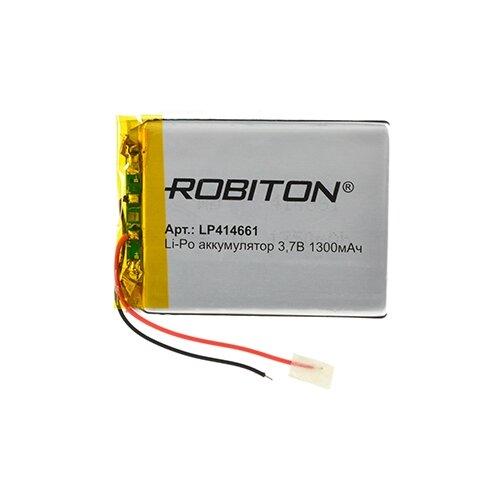 Фото - Аккумулятор ROBITON LP414661 аккумулятор robiton lp501335