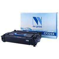 Картридж для HP LaserJet Enterprise flow M830z, M806x+, M806dn, M806x (NV Print NV-CF325X) (черный) - Картридж для принтера, МФУ