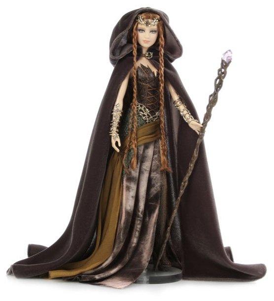 Кукла Barbie Эльф из Далекого Леса, 29 см, BCR05