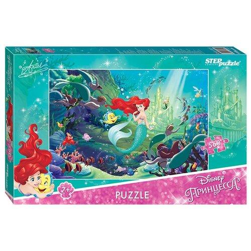 Купить Пазл Step puzzle Disney Русалочка - 2 (97050), 560 дет., Пазлы
