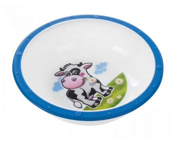 Тарелка Canpol Babies Little cow (4/416)