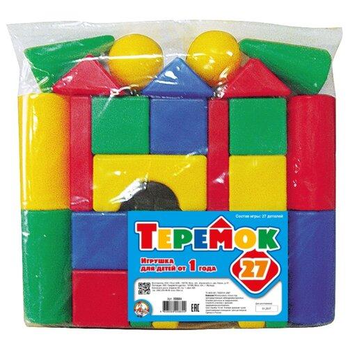 Купить Кубики Десятое королевство Теремок-27 00884, Детские кубики