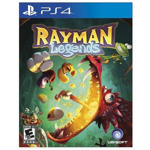 Купить Игра для PlayStation 4 Rayman Legends, Ubisoft