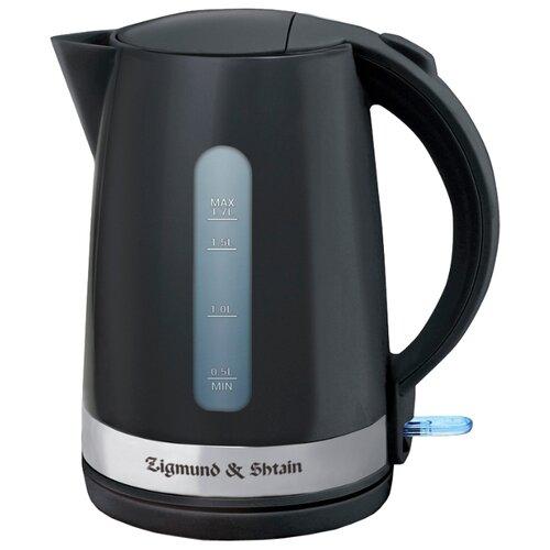Чайник Zigmund & Shtain KE-618, черный zigmund
