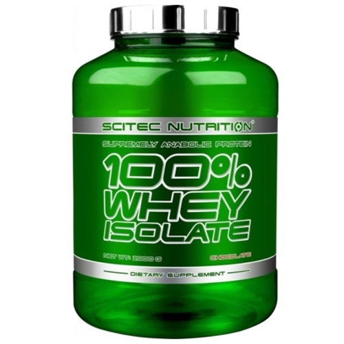 Протеин Scitec Nutrition 100% Whey Isolate (2000 г)