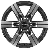 Колесный диск Sakura Wheels D2758