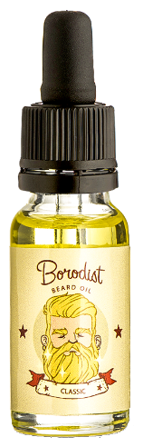 Borodist, Масло для бороды, Classic, 15 мл