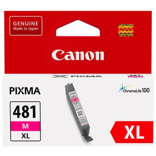 Фото - Картридж Canon CLI-481M XL (2045C001) canon cli 451c xl голубой