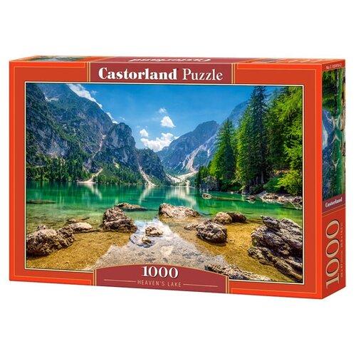 Купить Пазл Castorland Heaven's Lake (C-103416), 1000 дет., Пазлы