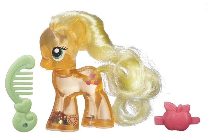 Фигурка Hasbro Пони с блестками Applejack B5416