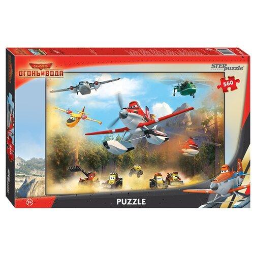 Пазл Step puzzle Disney Самолёты Огонь и вода (97019), 560 дет.Пазлы<br>