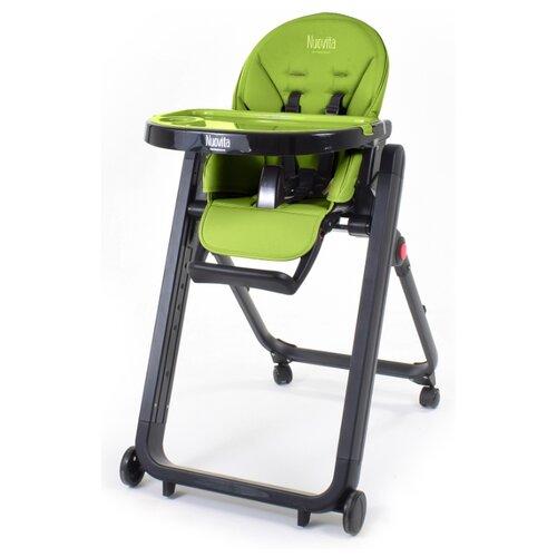 Растущий стульчик Nuovita Futuro Senso verde nero