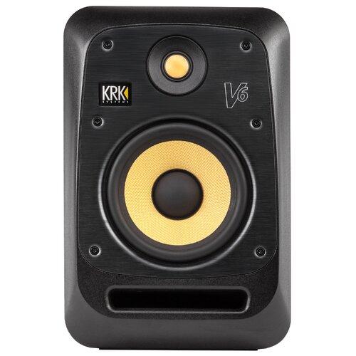 Полочная акустическая система KRK V6 S4 black 1