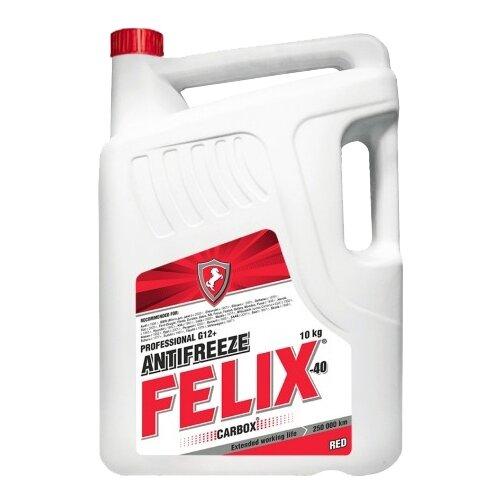 Антифриз FELIX Carbox -40 10 кг рубашка felix hardy felix hardy fe029emdkmk3