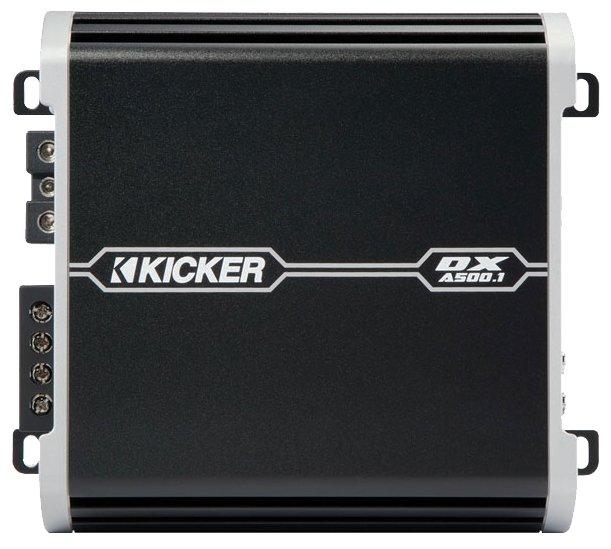 Автомобильный усилитель Kicker DXA500.1