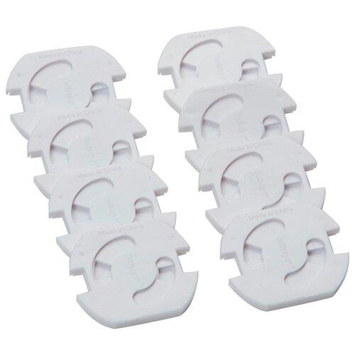 Купить Euro swivel socket inserts 39051760 Safety 1st белый, Аксессуары для безопасности