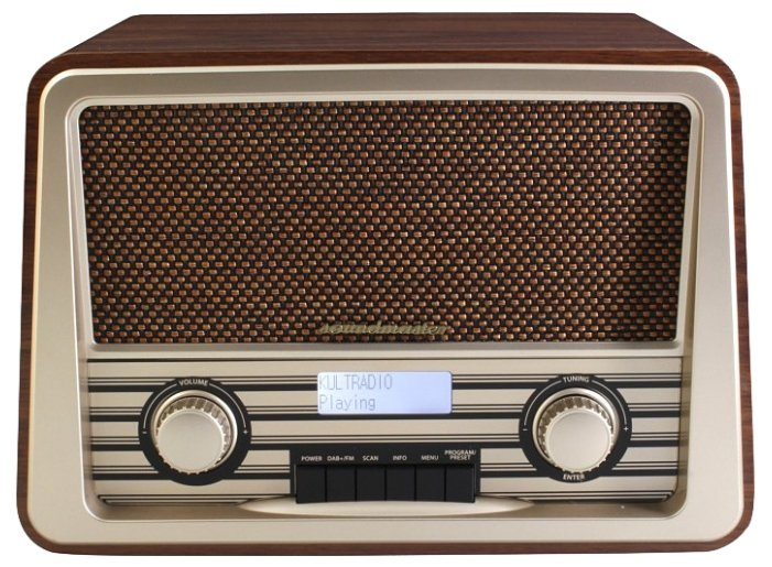 Радиоприемник Soundmaster NR920BR