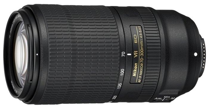 Nikon Объектив Nikon 70-300mm f/4.5-5.6E ED VR AF-P Nikkor