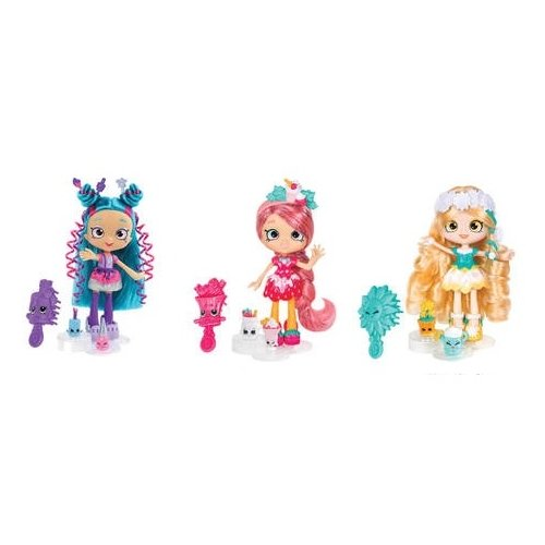 Игровой набор Moose Shopkins Кукла цветочная 56563 moose moose игровой набор shopkins веселая кухня
