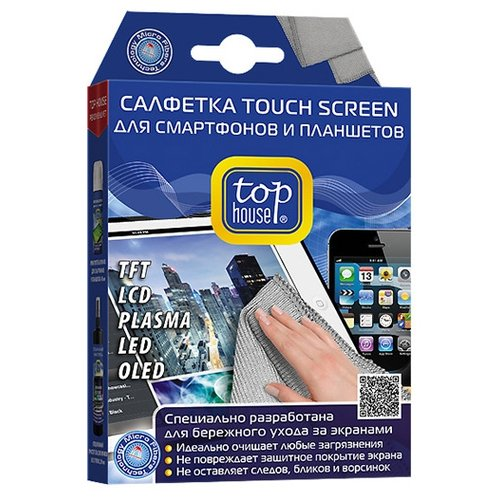 Фото - Top House Touch Screen многоразовая салфетка для экрана new touch screen for 10 1 digma optima 1507 3g ts1085mg tablet panel digitizer sensor glass repair replacement free shipping