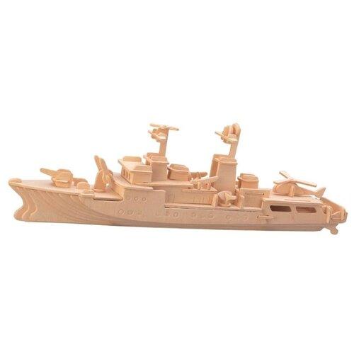 Купить Сборная модель Чудо-Дерево Корабль Сторожевик (P046), Сборные модели