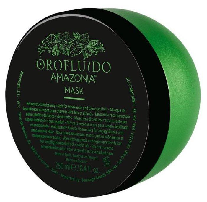 Orofluido Amazonia Восстанавливающая маска для ослабленных и поврежденных волос