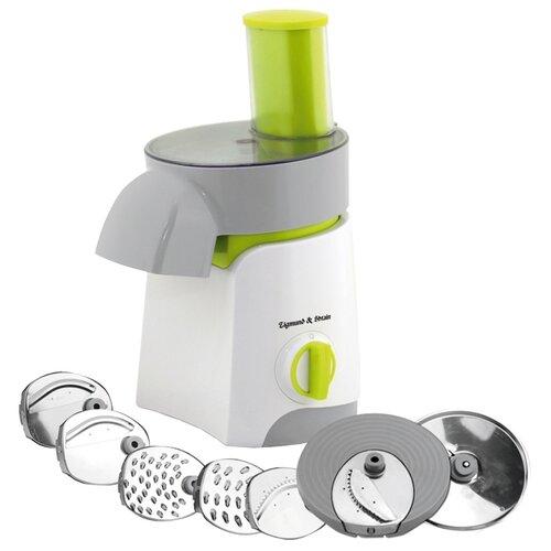 Измельчитель Zigmund & Shtain SM-20 белый/серый/зеленый