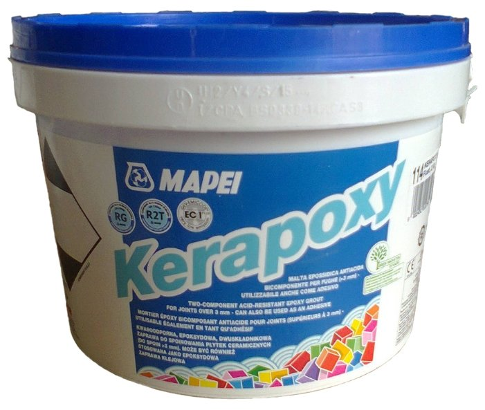 Затирка Mapei Kerapoxy 2 кг