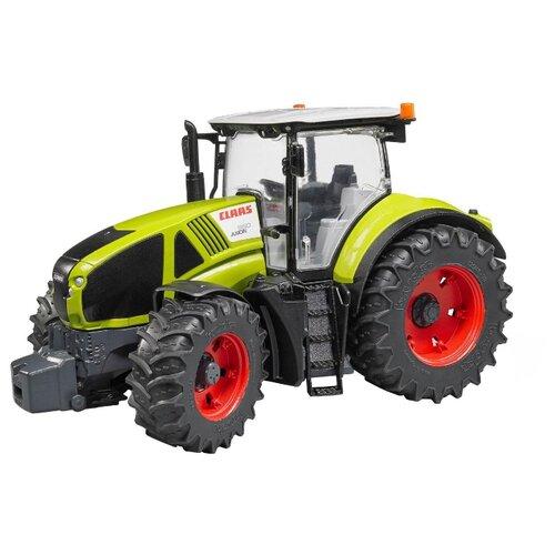 Купить Трактор Bruder Claas Axion 950 (03-012) 1:16 зеленый, Машинки и техника