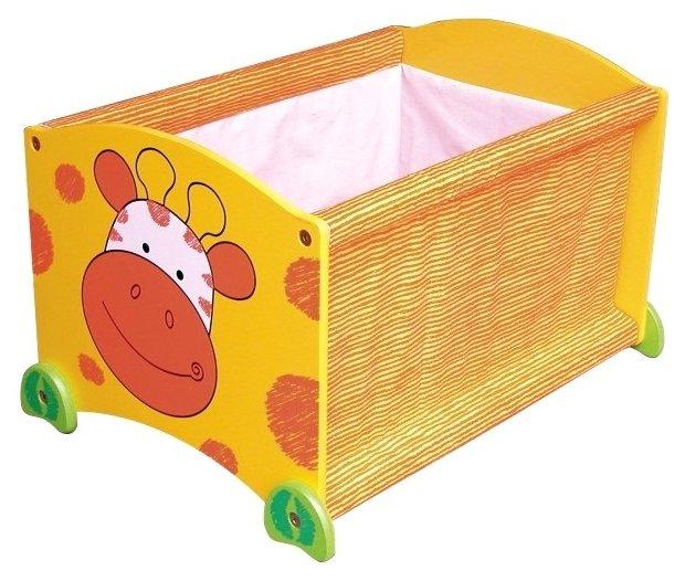 Ящик I'm Toy Жираф 50х34х29 см (42042)