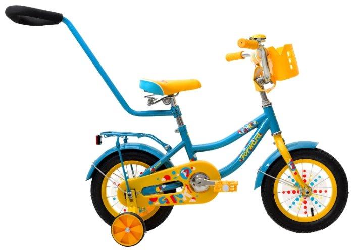 Детский велосипед FORWARD Funky 12 (2018)