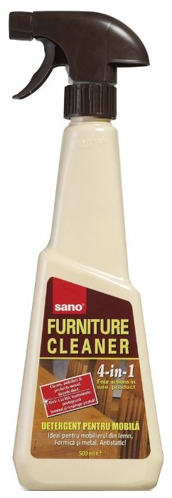 Sano Средство для чистки мебели Furniture cleaner