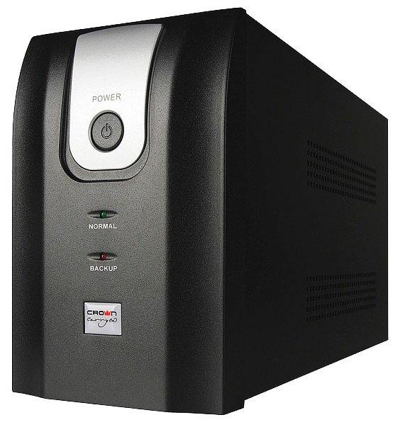 CROWN CMU-1000X IEC