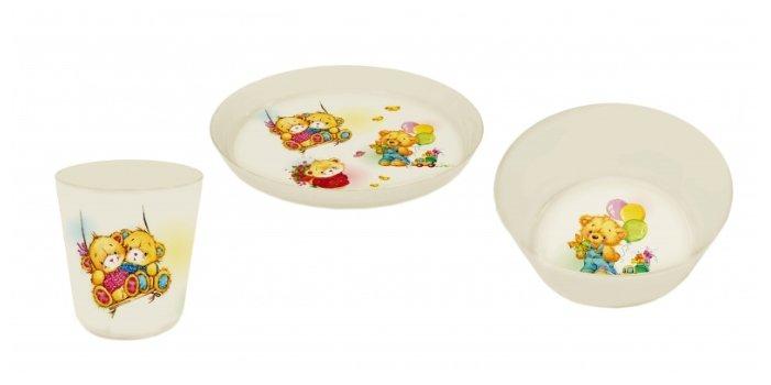 Комплект посуды Little Angel Bears (LA4115-НК)