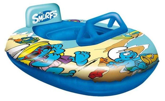 Лодка надувная Mondo The Smurfs 16/386