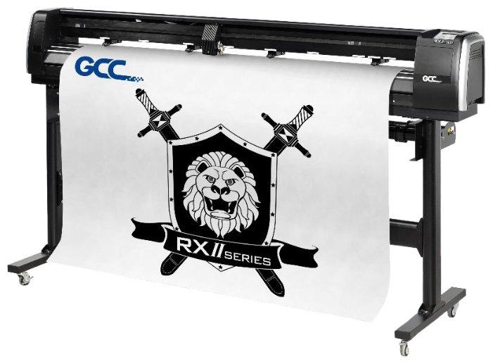 Режущий плоттер GCC RX II-101S