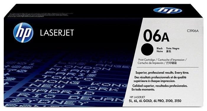 Картридж HP C3906A купить по цене 1540 с отзывами на Яндекс.Маркете