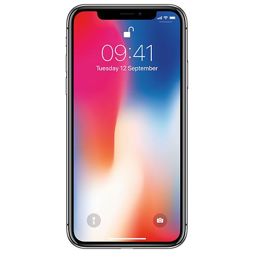 Купить Смартфон Apple iPhone X 256GB серый космос (MQAF2RU/A)