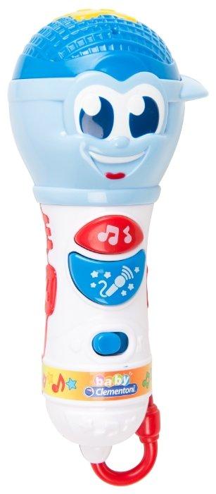 Clementoni микрофон 17181
