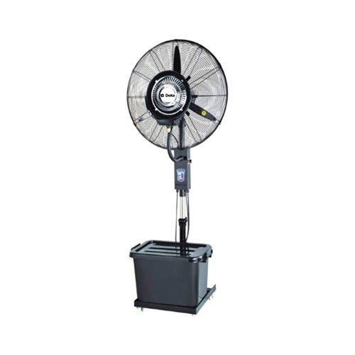 Напольный вентилятор DELTA DL-024H черный