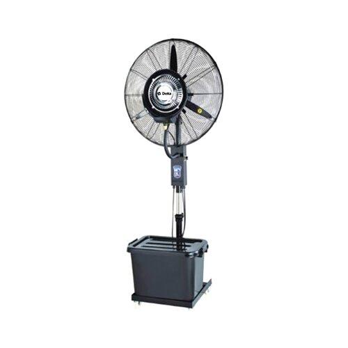 Напольный вентилятор DELTA DL-024H черный вентилятор напольный endever breeze 03